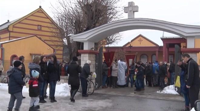 PLIVANjE za BOGOJAVLjANSKI KRST u Ćupriji !!!
