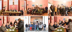 """U biblioteci ,,Resavska škola"""" projekat o Programu obezbeđenja kadrovskih uslova i korišćenju zdravstvene zaštite na teritoriji opštine Despotovac za 2020. !!"""