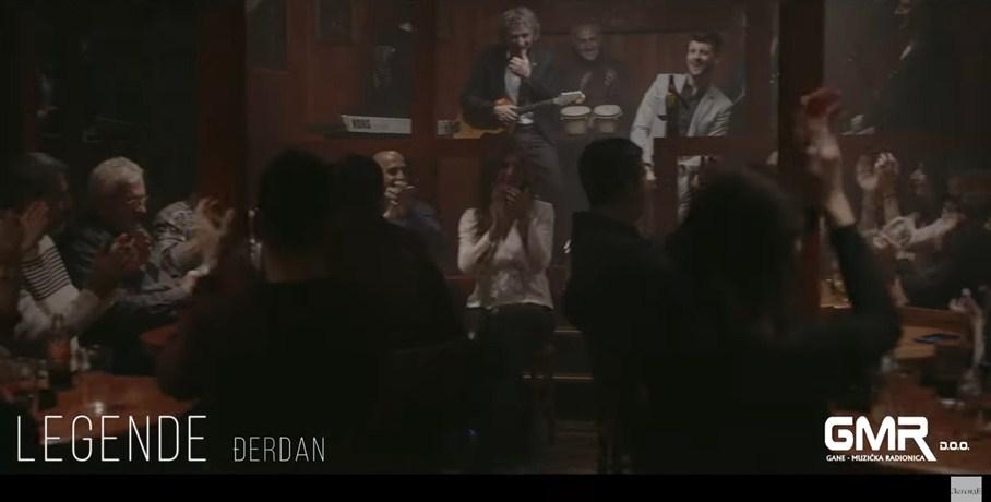 """Nova pesma grupe Legende –"""" DJERDAN"""" !!!"""