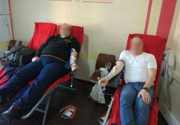 Akcija dobrovoljnog davanja krvi u Ćupriji !!!