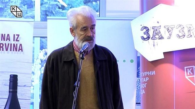 Saradniku KCNS, Đorđu Sladoju, priznanje za celokupno pesničko delo!!!
