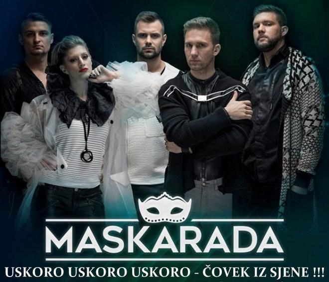 MASKARADA BEND I ČOVJEK IZ SJENE !!!