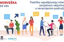 Kako do 500.000 evra od Kraljevine Norveške za projekte podrške zapošljavanju mladih !!!