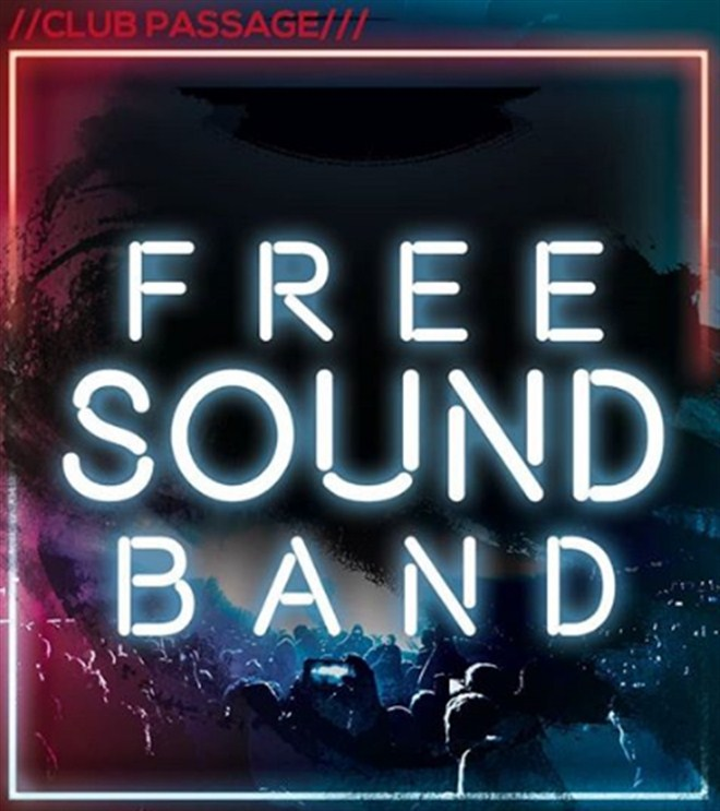 Free sound band-Produženi vikend u Passage-u !!!