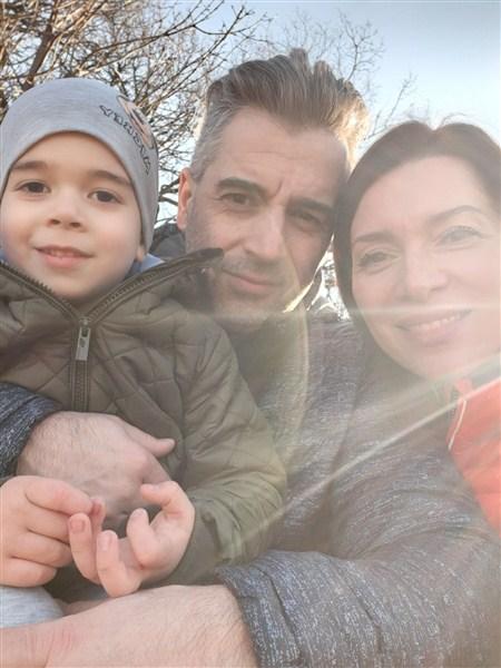 ROBI PIRNER sa porodicom na Fruškoj gori !!!