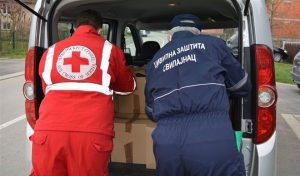 Štab za vanredne situacije opštine Svilajnac doneo je odluku o podeli paketa !!!