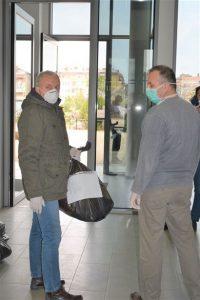 Članovima odreda Civilne zaštite u Svilajncu podeljena oprema !!!