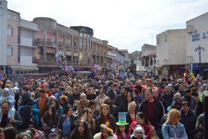 U Svilajncu je održana tradicionalna manifestacija POKLADNI MASKENBAL !!!