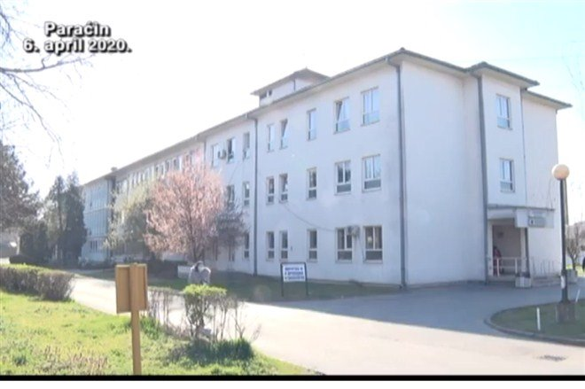 Zatvaranje odeljenja ortopedije Opšte bolnice u Paraćinu, preventivna mera