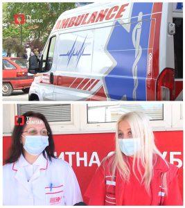 U Svilajncu se majka sedmoro dece po drugi put porodila na putu ka bolnici !!!