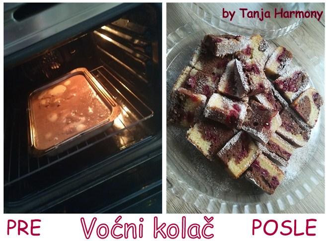 RECEPT DANA-Baba Micin Voćni kolač !!!