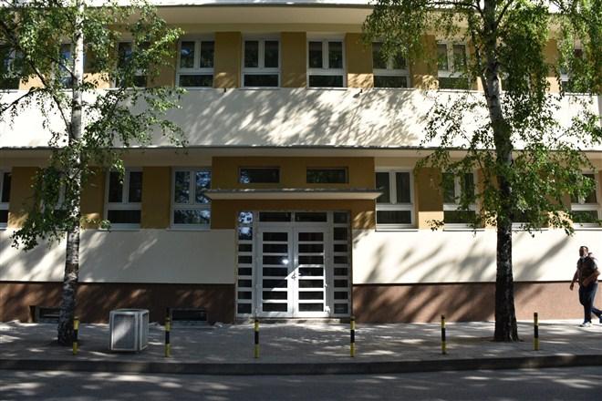 "ŠOMO ""Dušan Skovran"" iz Ćuprije dobila novu fasadu !!!"