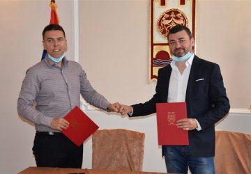 """Novi investitor u Ćupriji u Industrijskoj zoni-firma """"Gerovit"""" !!!"""