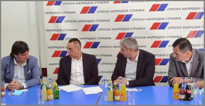 MINISTAR odbrane Aleksandar Vulin posetio Despotovac !!!