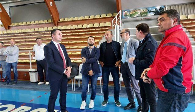 Gornji Milanovac posetila delegacija Sportskog saveza Srbije !!!