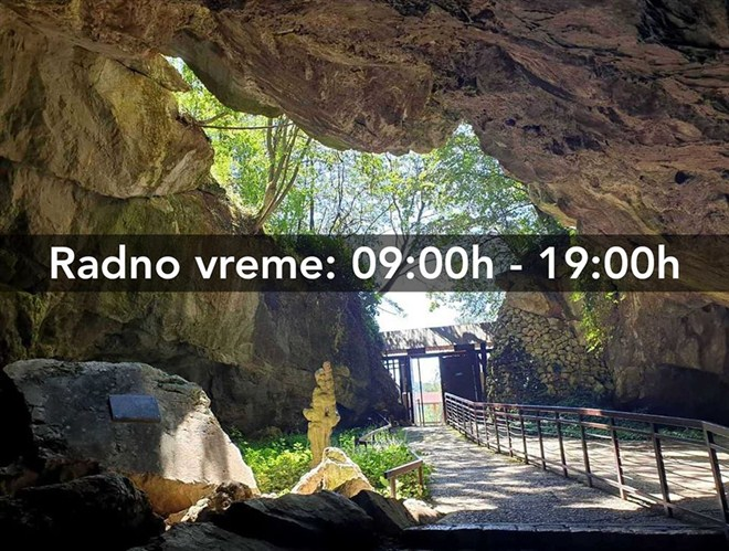 "Spomenik prirode ""Resavska pećina"" otvoren je za posetioce svakog dana !!!"