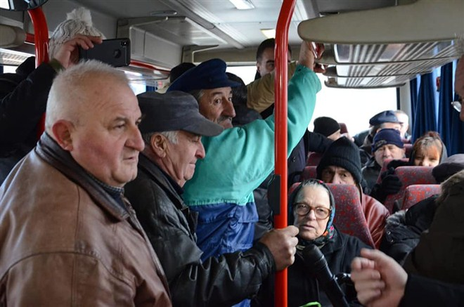 OD PONEDELjKA, 04. 05. NA CELOJ TERITORIJI JAGODINE ponovo radi gradski prevoz, besplatno za sve građane, uz poštovanje mera nadležnih !!!