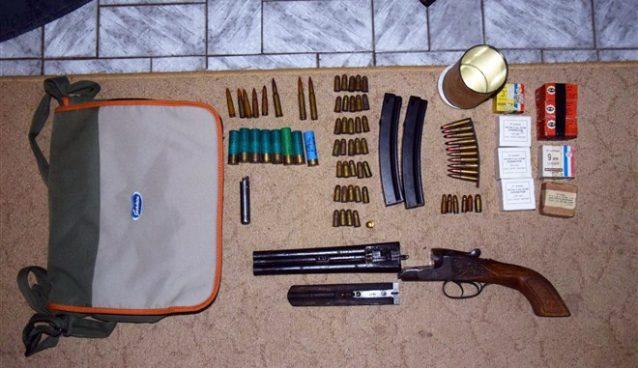 Dvojica Novosadjana uhapšena zbog posedovanja oružja !!!