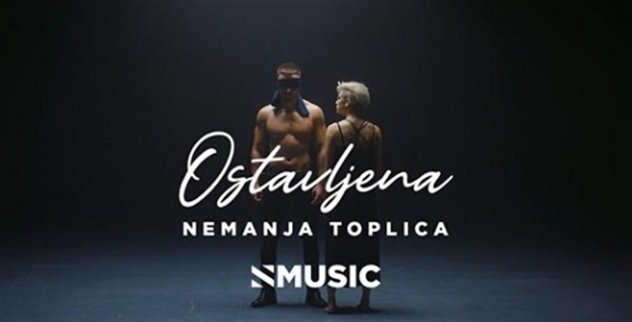 OSTAVLJENA–muzički prvenac NEMANJE TOPLICE !!!