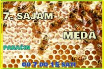 U petak u centru Paraćina 7. Sajam meda !!!