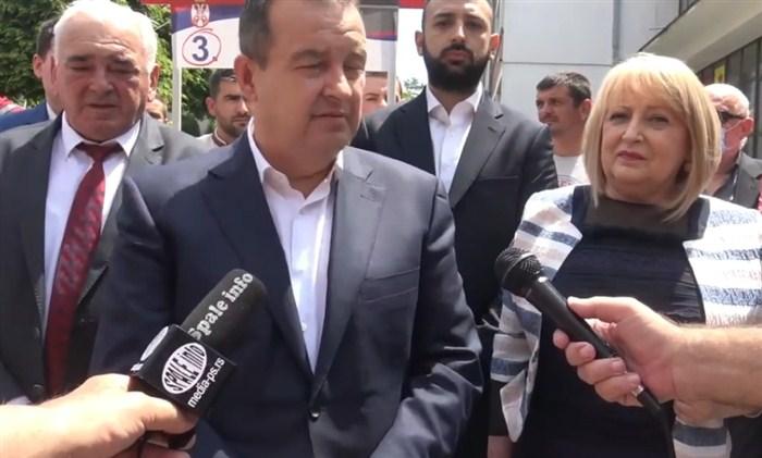 Topolu posetio Ivica Dačić !!!