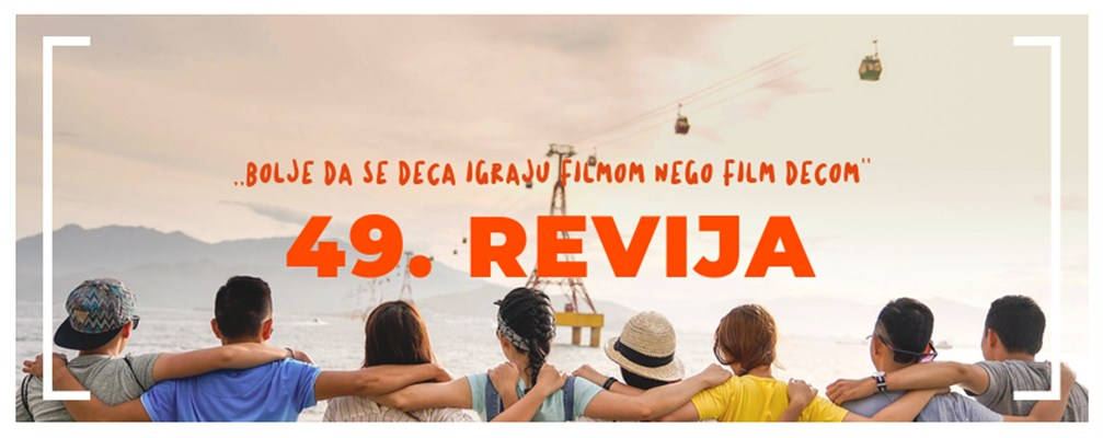 PROGLAŠENE NAGRADE 49. REVIJE FILMSKOG STVARALAŠTVA DECE I OMLADINE SRBIJE !!!