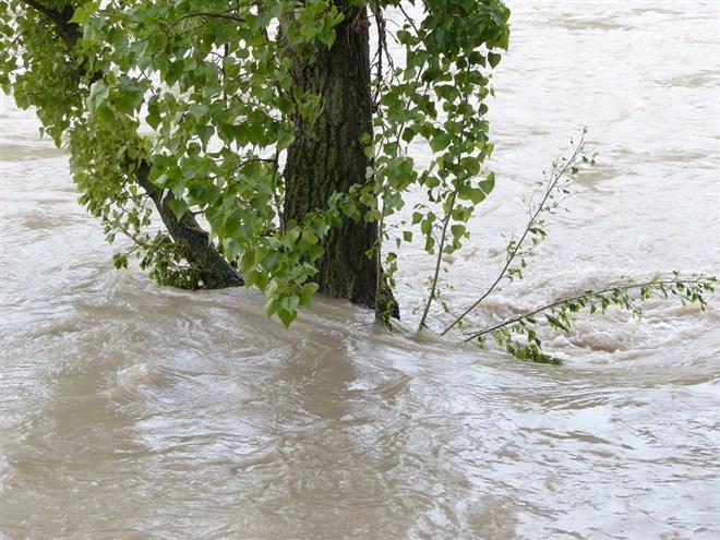 U Ljigu je proglašena vanredna situacija zbog obilnih padavina !!!