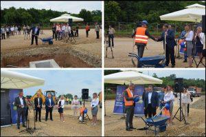 ŠVAJCARSKI REGENT započeo izgradnju fabrike u Svilajncu !!!