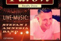 U NAJLUKSUZNIJOJ VILI na Balkanu nastupa Stefan i Amensia bend !!!