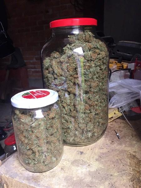 Uhapšen Kragujevčanin N. T. (1991) zbog posedovanja 1,7 kilograma marihuane !!!