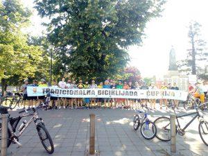 Održana 6. BICIKLIJADA u Ćupriji !!!