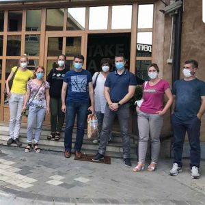 KOLEGAMA U NOVOM PAZARU pomažu lekari iz ćuprijske bolnice !!!