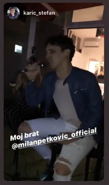 Milan Petković nastavlja da pleni svojim glasom!!!
