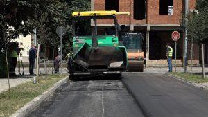 U ŠAPCU asfaltiranaulica Miloša Obilića!!!