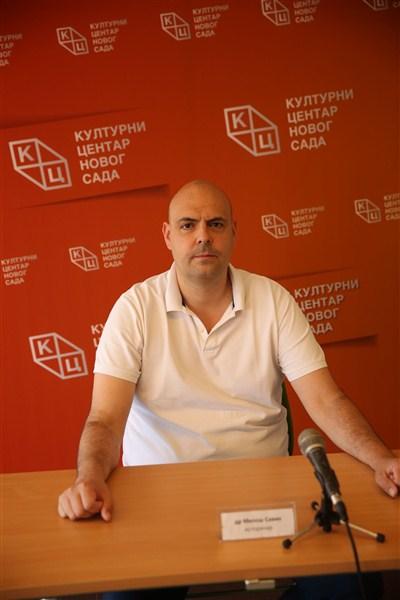 """Predavanje dr Miloša Savina na temu """"Svetozar Marković saborac i oponent Svetozara Miletića"""" u KC NS !!!"""