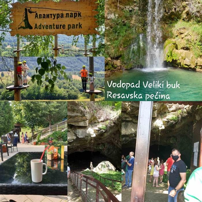 RESAVSKA PEĆINA-Prošlog vikenda Resavsku pećinu posetilo je preko 2500 !!!