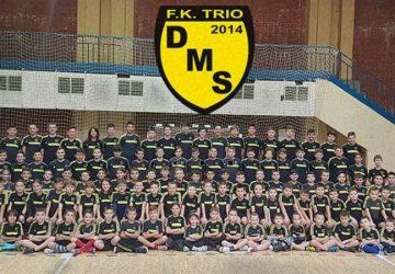 """FK """"Trio"""" iz Paraćina pokreće školu fudbala u Jovcu !!!"""