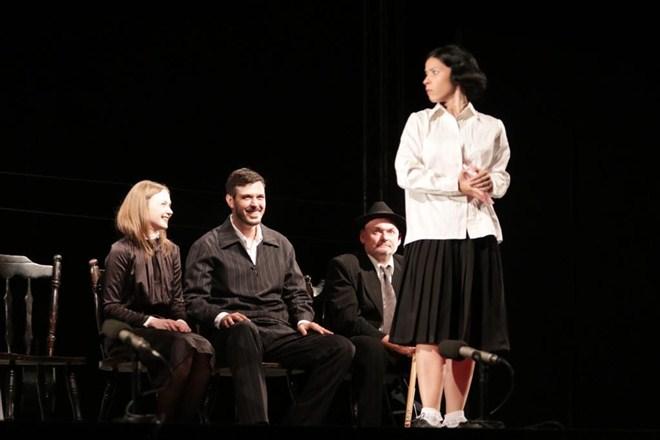 """Predstava Šabačkog pozorišta """"Ana Frank"""" prva takmičarska predstava u okviru 47. INFANTA !!!"""