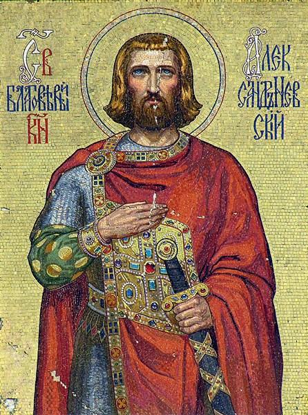 Aleksandar Nevski je postao simbol borbe za očuvanje pravoslavlja !!!