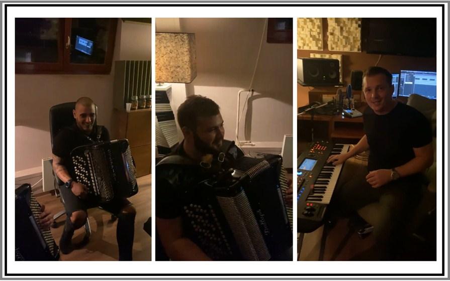 Druga strana muzičkog trija Darko, Marko i Srećko !!!