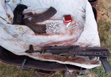Uhapšen Aranđelovčanin N. Đ. (1985) zbog posedovanja nelegalnog oružja !!!