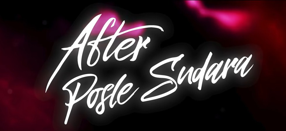 Film AFTER: POSLE SUDARA u jagodinskom bioskopu !!!