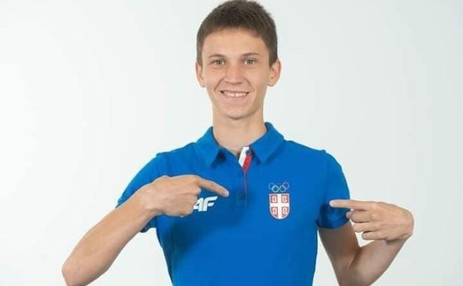 Aleksa Milanović osvojio je dve bronzane medalje na Prvenstvu Balkana !!!