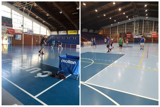 Seniori iz Ćuprije u subotu igraju sa Despotovčanima !!!