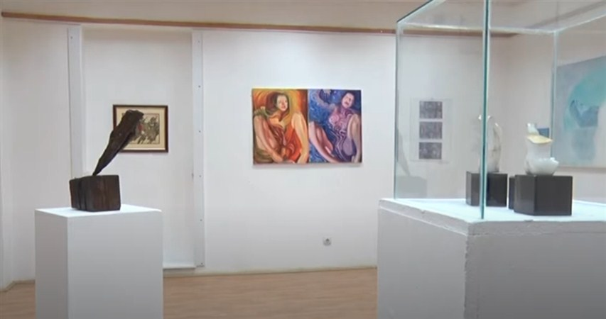 """Otvorena izložba """"Matiću u čast"""" u galeriji Zavičajnog muzeja """"Horeum Margi Ravno"""" u Ćupriji !!!"""