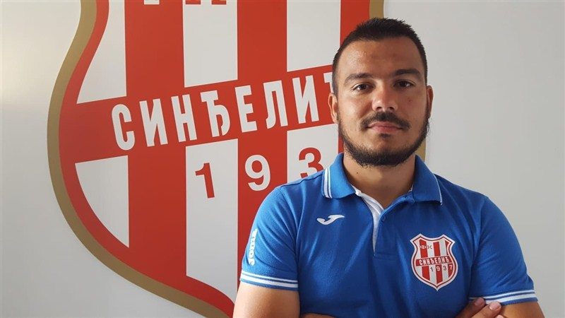 Stevan Nikolić uspešno radi kao trener kadeta Sinđelića !!!