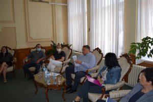 "Predstavnici sindikata Predškolske ustanove ""Dečja radost"" na sastanku sa rukovodstvom Opštine Svilajnac !!!"
