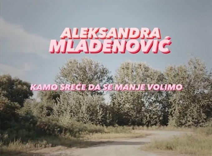 ALEKSANDRA MLADENOVIĆ ZAPALILA YOUTUBE NOVIM SINGLOM !!!