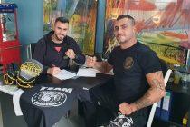 Boban Stamenković Palanački MMA trener profesionalnu karijeru nastavlja u Nemačkoj !