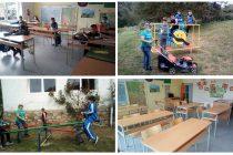 FONDACIJA PRINCEZE KATARINE I HUMANITARNA ORGANIZACIJA LAJFLAJN ČIKAGO obezbedili pomoć u vrednosti od 10,750 dolara školi u selu Bliznak !!!